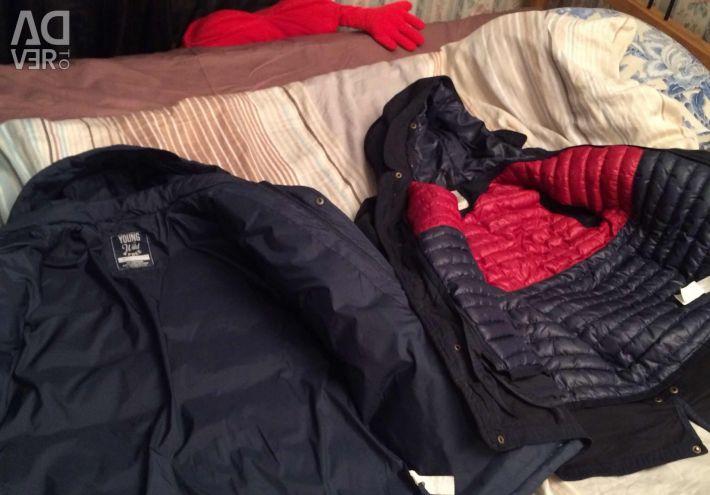 Zara Waikiki jos jacheta pentru creștere 158-164 preț pentru