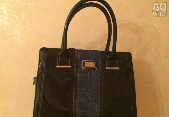 Leather bag from England