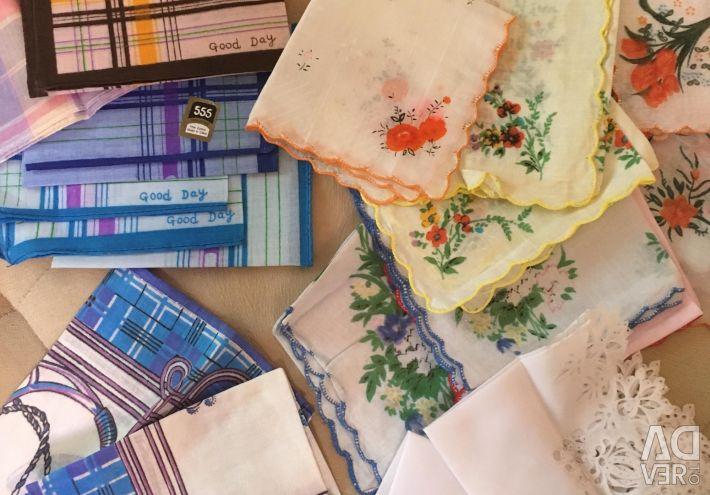 Handkerchiefs new