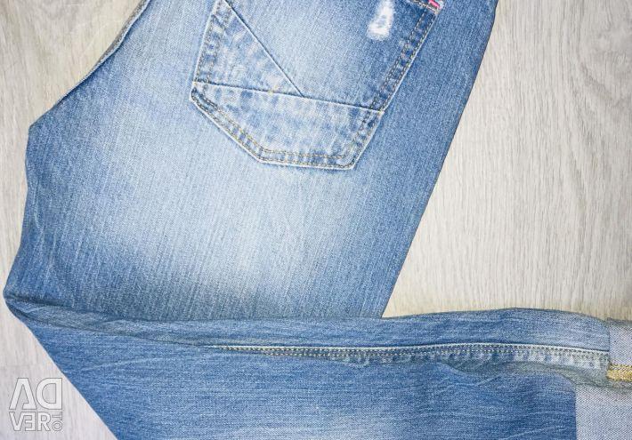 Нові джинси бойфренди next