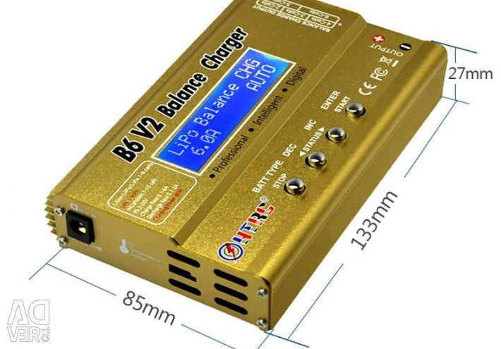 Зарядное устройство HTRC B6 V2