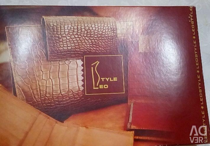 Cosmetic bag Leo_Style