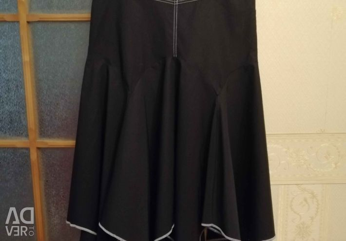Raincoat skirt