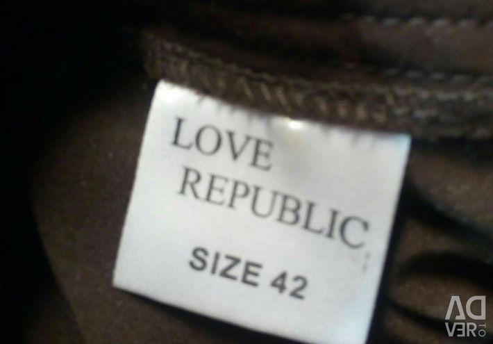 Love Repablic Σορτς