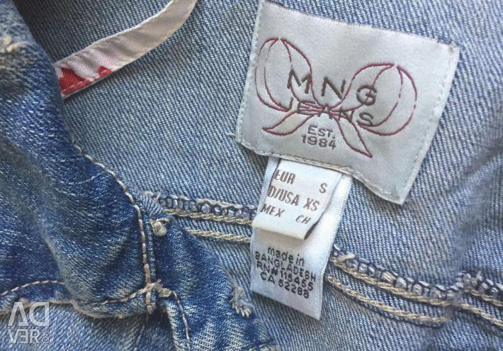Jeans Jacket Mango