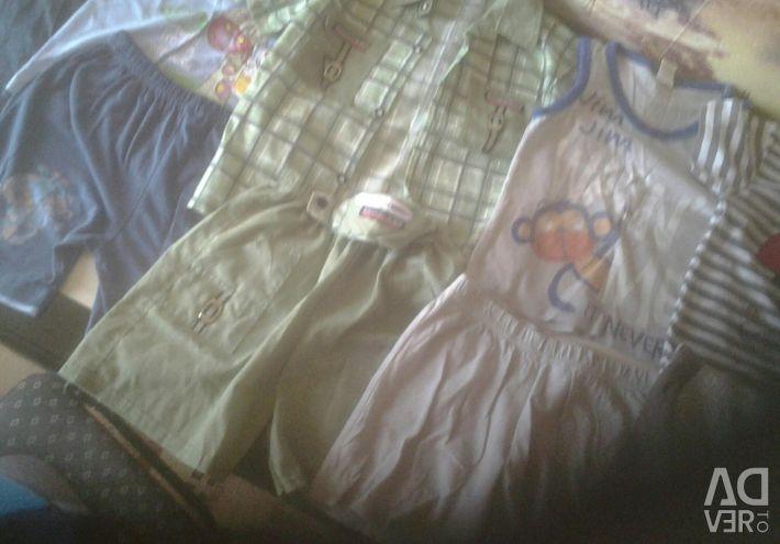 Summer costumes