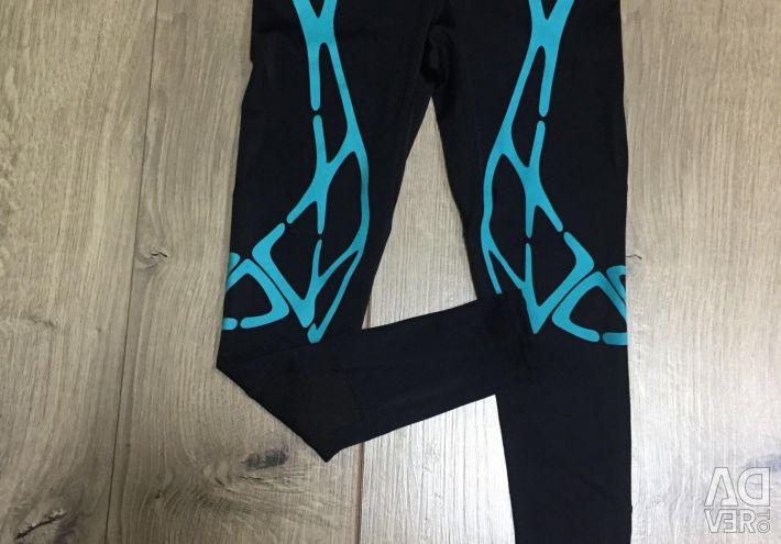 Colanți pentru pantaloni sport de fitness