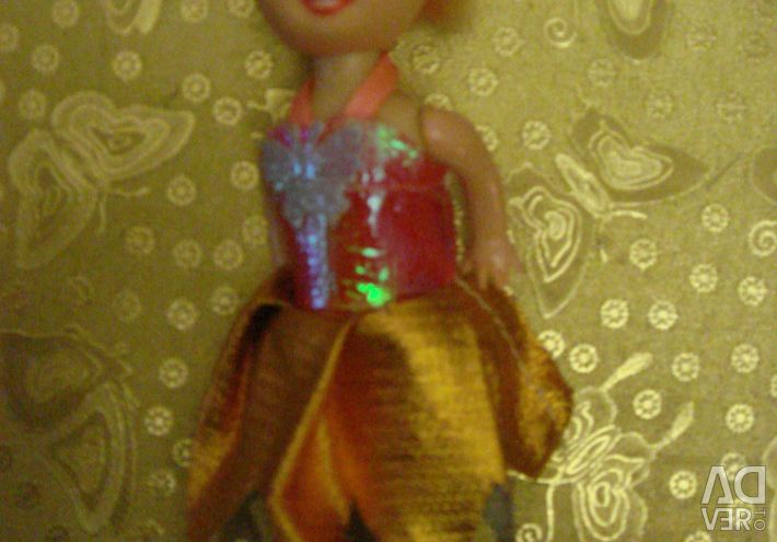 Νέο σύνολο μίνι κούκλες με ρούχα και αξεσουάρ!