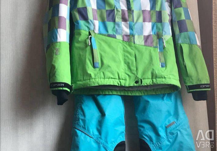 Pantolon ve kayak ceket