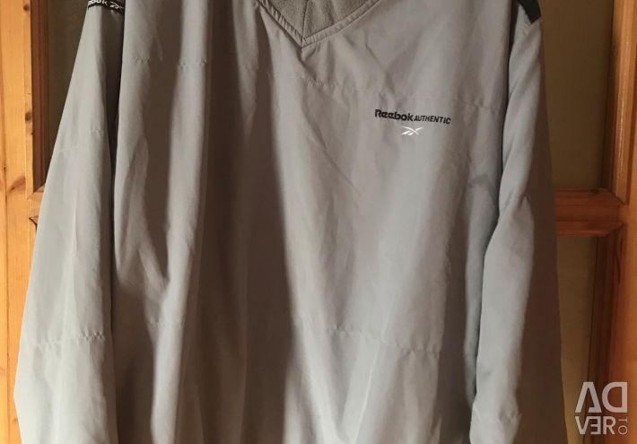 Reebok Windbreaker Sweatshirt