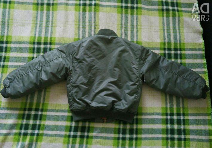 Jacheta încălzită demi-sezon (6-7 ani)