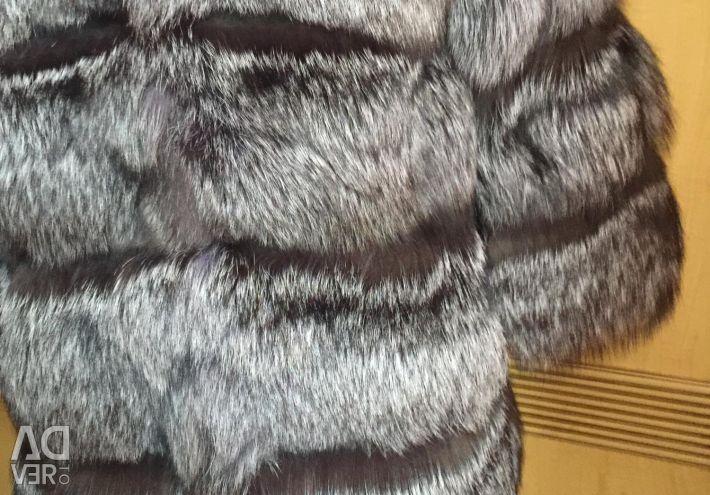 Fox de argint nou