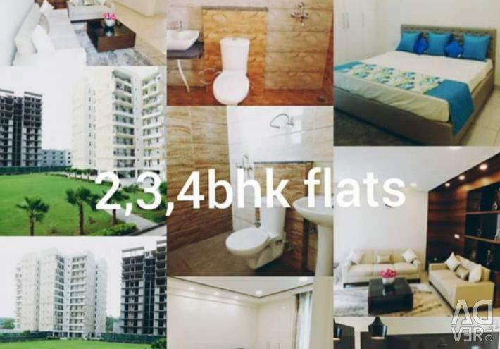 2, 3 și 4 Case de lux BHK În Zirakpur (Chandigarh)