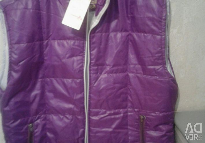 Women's vest 54r.