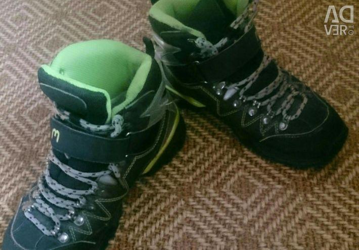 Μπότες (χειμώνα)