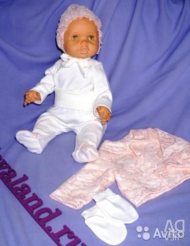 Set for the newborn girl