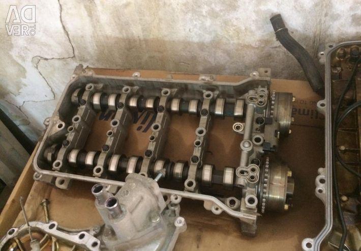 Двигатель Z-3 , коленвал от Тойота Раф4