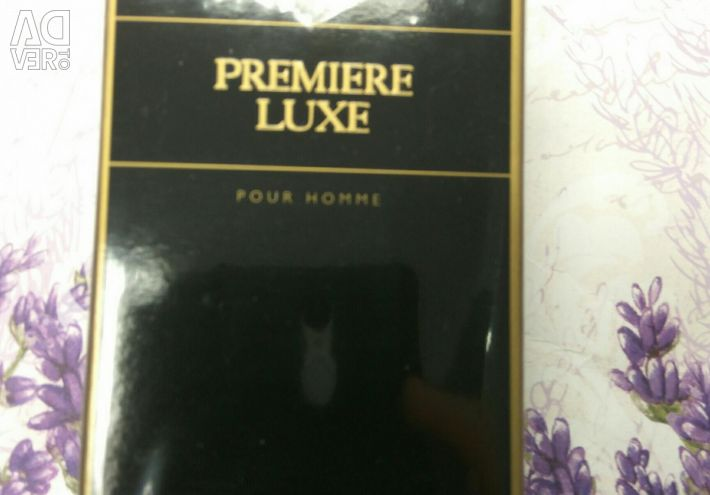 Premiere Luxe for him, tomorrow for him