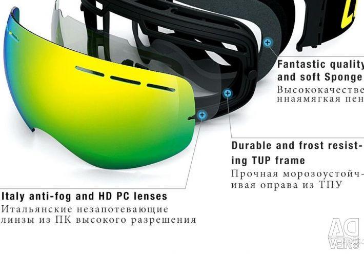 Ski Goggles / Snowboard Mask Copo ColdBl