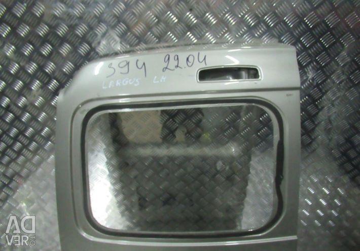 Πόρτα κορμού αριστερά Lada Largus oem 901015964R (dent) (cl-3)