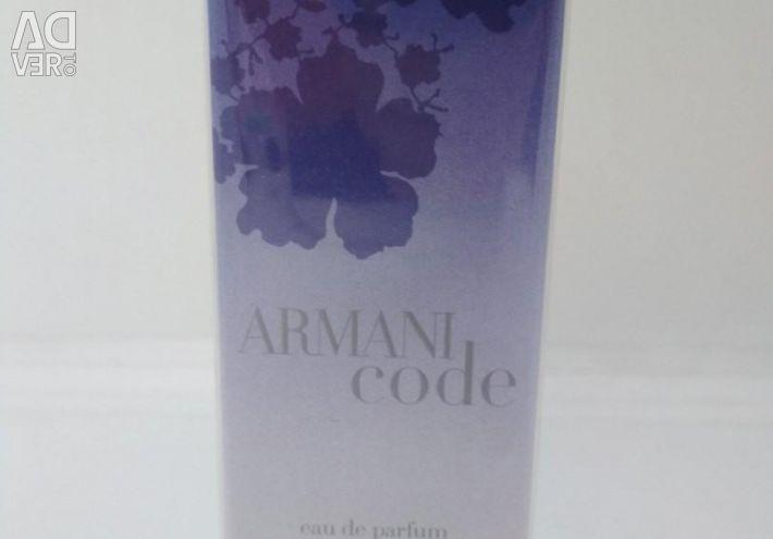 Giorgio armani kodu