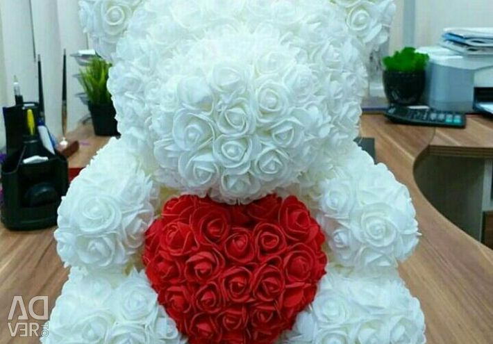 Urși din trandafiri