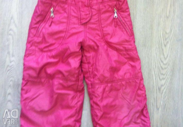 Pants overalls