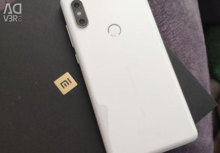 Mi MIX 2S White