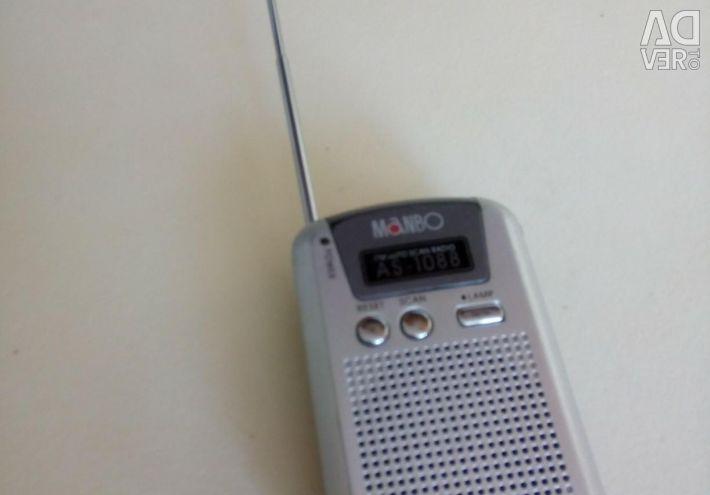 Ραδιόφωνο Mambo, (εργασία).