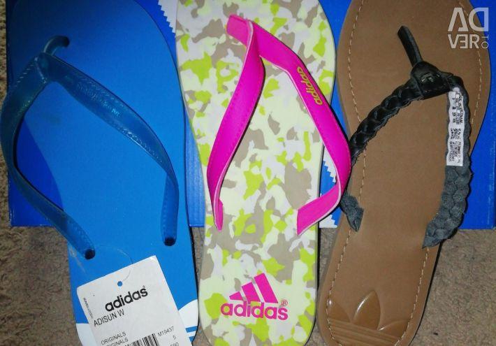 Adidas. Νέα πλάκες