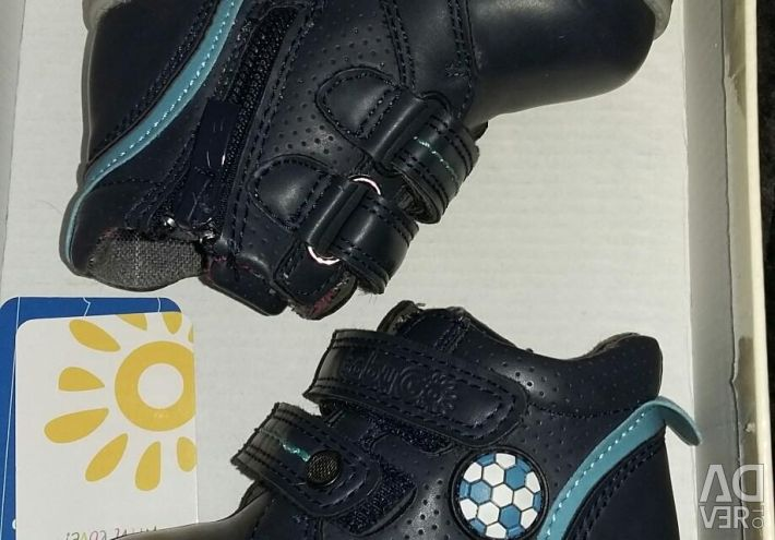 Shoes for boy Spring-autumn