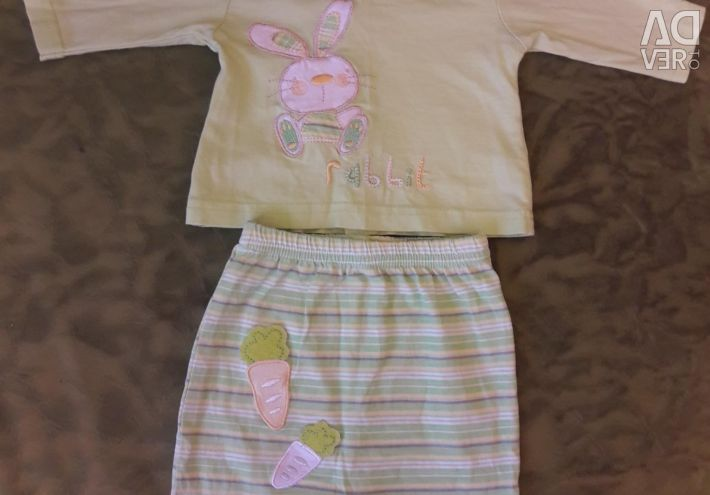 Costume to the hospital 50 size.
