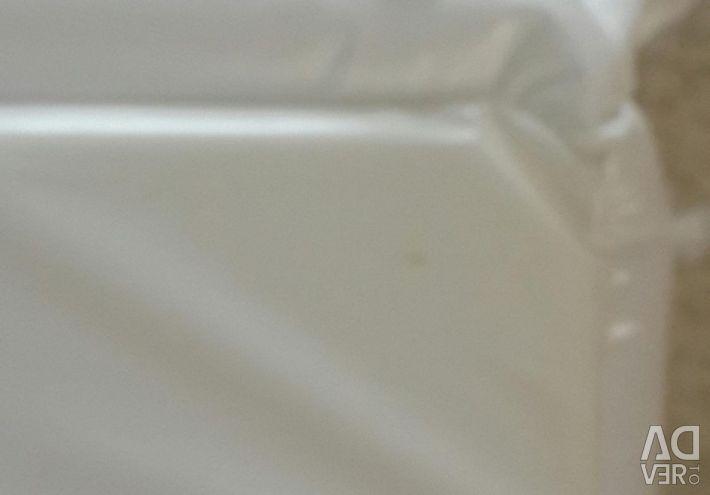 Tablo değiştirirken şişme tahta şişirme