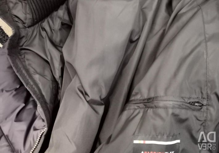 Down jacket APASSION PLAY