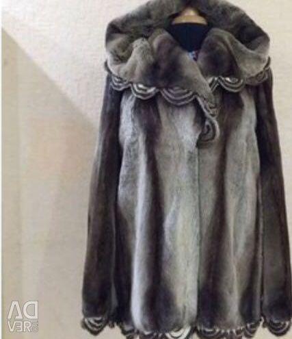 Fur coat (auto lady) mink