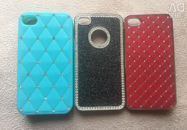 Covers for iPhone 4 and 5