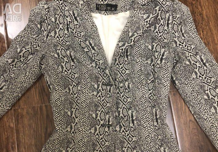 Μπουφάν, φούστα πουκάμισο