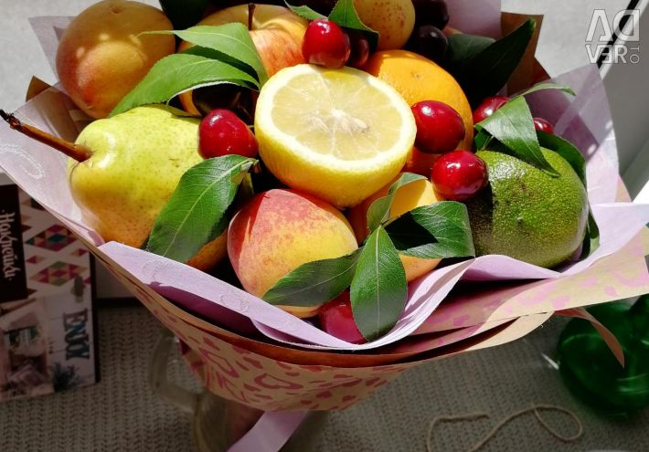 Sweet bouquets. Edible bouquets.