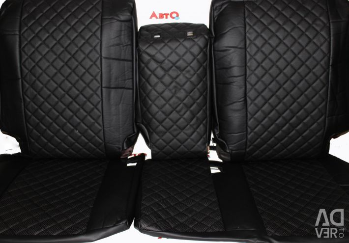 Nissan X-Trail T32 covers