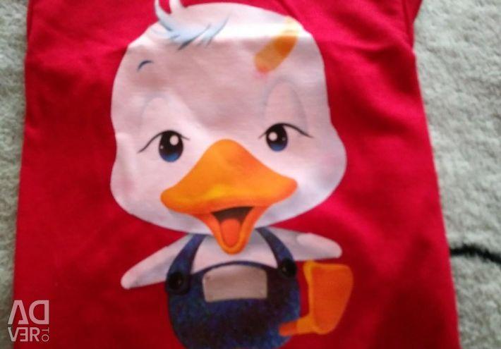 New stylish pet t-shirt