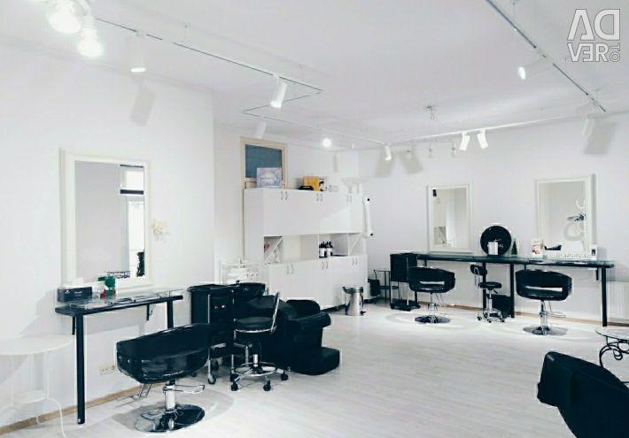 Beauty Salon on Trubnaya