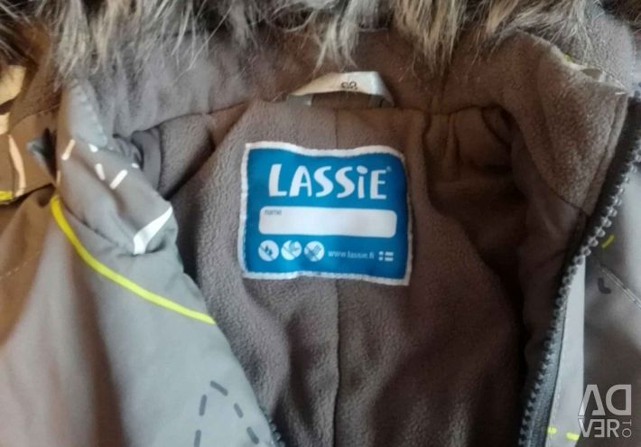 Lassie Jumpsuit by Reima