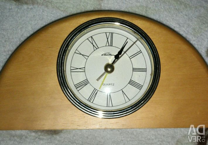 Clock - alarm clock.