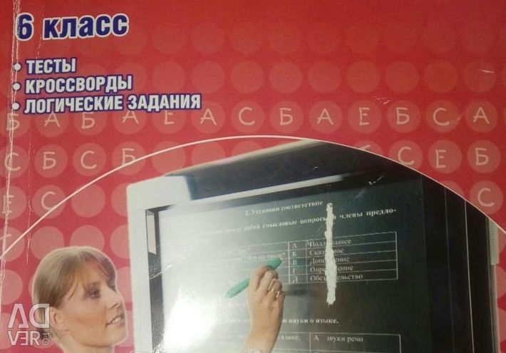 Repetition and control of knowledge of the Russian language
