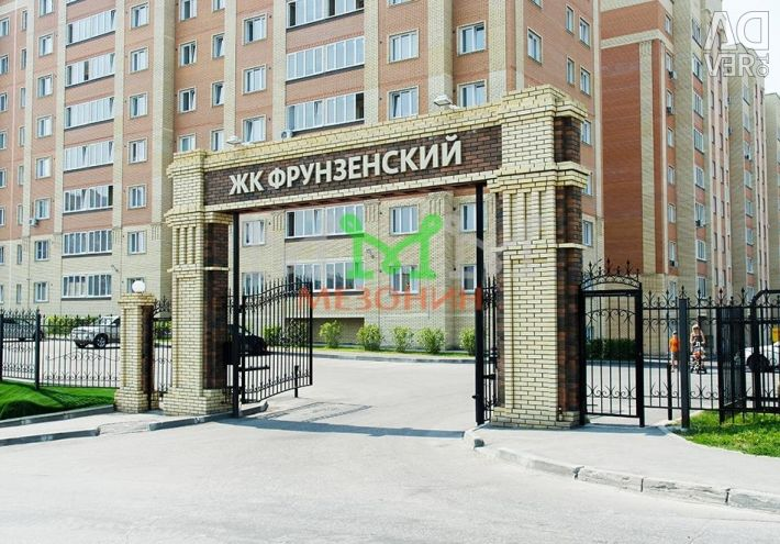 Apartment, 1 room, 41 m²