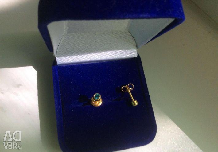 Medical Carnation Earrings (new)