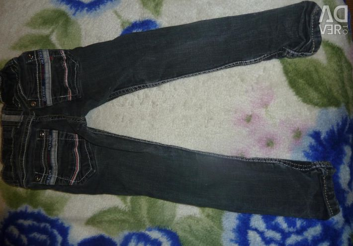 Jeans for height 110