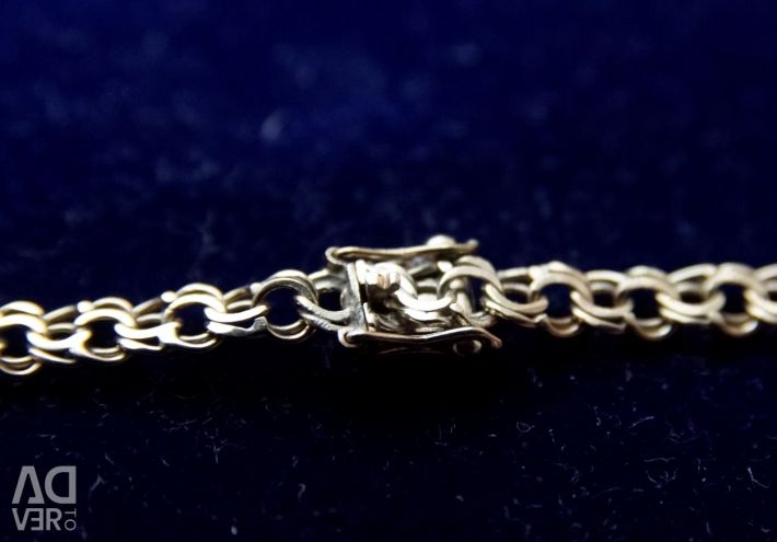 Lanț de aur colier Bismarck 10 grame