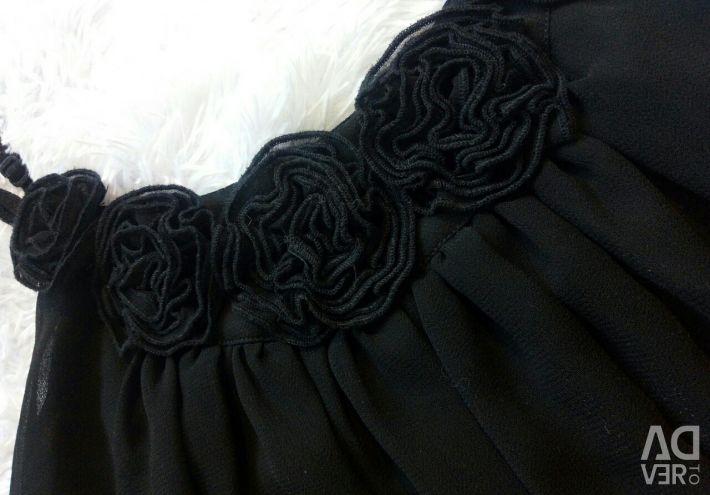 Chiffon Dress 44