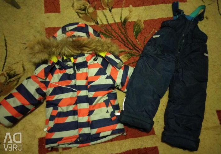 Kış tulum takım elbise